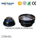 F-Lente teta adequados para uso em sistemas de marcação a Laser de fibra