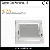 Alumínio ajustável elétrico LED Light Flat Panel Ceiling