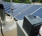 7.5HP DC/AC Bomba Solar de poços, Bomba de irrigação