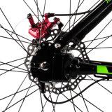 """대만 26 """" Gt Bicicletas 자전거 산 전기 가득 차있는 현탁액 사슬 없는 샤프트 드라이브 자전거를 가진 유압 산악 자전거"""