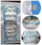 Materia prima 2017 para hacer los pañales como cinta lateral no tejida con el gancho de leva