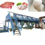 Poulet de haute qualité, de porc, cheval de raffinerie de pétrole d'animaux d'huile de la machinerie