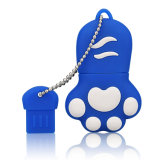 Cute Cat Paw UNIVERSAL SYSTEM BUS 2GB Flash Drive Memory Gift Stick