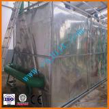 Reciclagem de resíduos de óleo da máquina de destilação, Solução de óleos usados, Máquina do separador de óleo