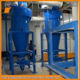 Cabina automatica del rivestimento della polvere del multi ciclone del cliente della Colombia