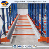 Navette de radio commerciale de rayonnage Pallet Runner rayonnage