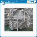 Contributo flessibile ai puntelli dell'acciaio della cassaforma della lastra