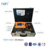 Beweglicher Multifunktionsinstrument-Grundwasser-Detektor 300m der maßnahme-Pqwt-S400