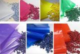 색깔은 필름 플라스틱 PP PE PS 아BS 40% 백색 Masterbatch 색깔 과립을%s Masterbatch에 집중한다