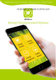 Drahtloses Energie-Messinstrument WiFi Management-System