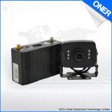 Perseguidor del GPS de la cámara de HD con la foto que sigue para la alarma robada combustible