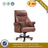 De hete Verkopende Chinese Comfortabele Uitvoerende Stoel van het Bureau van het Leer (NS-927)