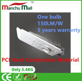 LEIDENE van de MAÏSKOLF van de Geleiding van de Hitte PCI Materiële 100W Straatlantaarn