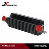 Refroidisseur intermédiaire en aluminium brasé d'automobile d'ailette de plaque