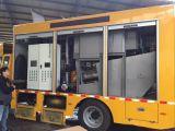Beweglicher containerisierter integrierter Klärschlamm-entwässernsystem in der Abwasserbehandlung