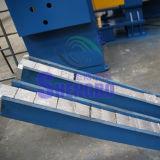 Bloc en aluminium horizontal de puces faisant la machine (avec la grande sortie)