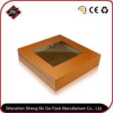 4c het Vakje van de Opslag van het Document van de Gift van het Karton van de Rechthoek van de druk