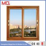 Fenêtre coulissante en aluminium de série 100 mm