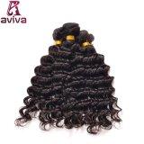Vente en gros de cuticules Cheveux brésiliens de Virginie Weave Remy Extension de cheveux humains