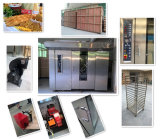 China-Fabrik-Backen-Maschinen-Bäckerei-Drehofen für Verkäufe