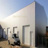 Atelier de construction de structure métallique d'usine en Libye