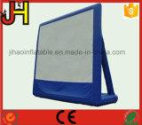 Экран киноего напольный рекламировать раздувной для проекции