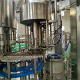 Terminer l'eau minérale en bouteille l'eau potable de ligne de production