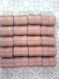 40X40 rete metallica d'ottone di rame dell'ottone della maglia/2mm