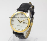 Пользовательские моды Мужская женская Diamond часы с золотым покрытием