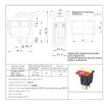 KDC-A08e21 Переключатель блокировки с водонепроницаемым