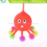 Iluminar Soft Plastic Spike Octopus Ball Kid Toy