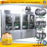 Máquina de rellenar aireada automática del agua
