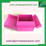 Vendimia llena de las piezas insertas del rectángulo y del papel de Parfum Extrait del perfume