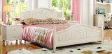 Il legno solido della mobilia domestica scherza la base per la mobilia della camera da letto dei bambini (A101)