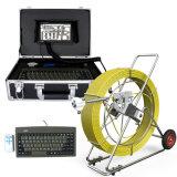 система контроля стока трубопровода трубы камеры сточной трубы 160m водоустойчивая