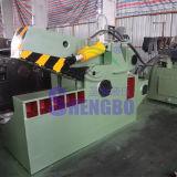 Cesoie automatiche idrauliche del tondo per cemento armato del coccodrillo (fabbrica)