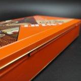 Caixa requintado do estanho da embalagem do chocolate/lata de estanho (C007-V9)