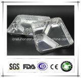 Contenitore di alluminio del di alluminio per alimento da portar via