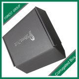 Contenitore di carta impaccante stampato parte interna di timbratura caldo di regalo della stagnola d'argento