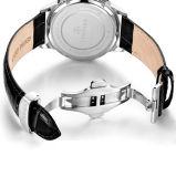Form-Edelstahl-Chronograph-Uhr-Männer mit Japan Movt 72186