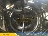 Bouilloire de réaction en acier inoxydable de 200 litres avec revêtement en bobine (réacteur à réservoir) Réacteur chimique