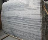 Mattonelle di marmo grige delle lastre di marmo grige nuvolose