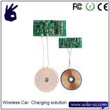 Solución sin hilos del cargador del coche de 12V 800mA del surtidor de China