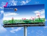 옥외 인쇄 광고를 위한 박판으로 만들어진 Frontlit 코드 기치