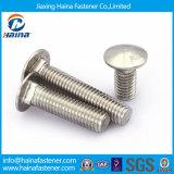 Schrauben-Cup-Kopf-sechseckige Kontaktbuchse-Flansch-Schrauben-Wagen-Schraube des Verbinder-Ss304