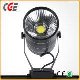 Lumière de piste de conformité de la CE de la lumière 10W de piste de DEL
