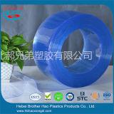 Flache 1mm Stärken-Plastikwettertür-Vorhang-Streifen der Gefriermaschine-