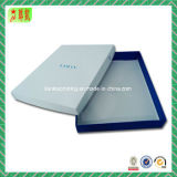 Dos pedazos del rectángulo de papel suave con Custome impreso