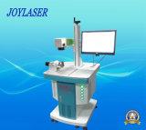 자동적인 일어나 낮추는 360 도 자전 섬유 Laser 표하기 기계