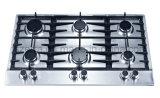 L'elettrodomestico 2017 caldo Seel costruito in fresa del gas con il supporto della vaschetta del ghisa
